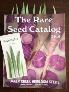 GreenMarker Book Marks